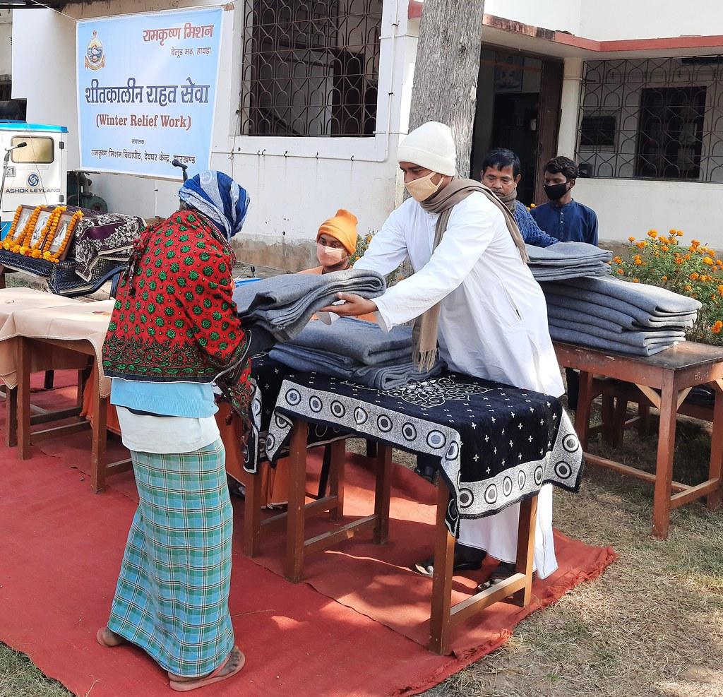 Blanket Distribution 2nd Day (38)