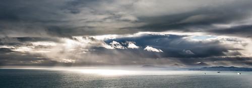 landscape seascape coast sky cloud light weather howth fingal dublin ireland