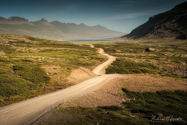 Axarvegur Route 939 - Öxi Pass (Iceland)