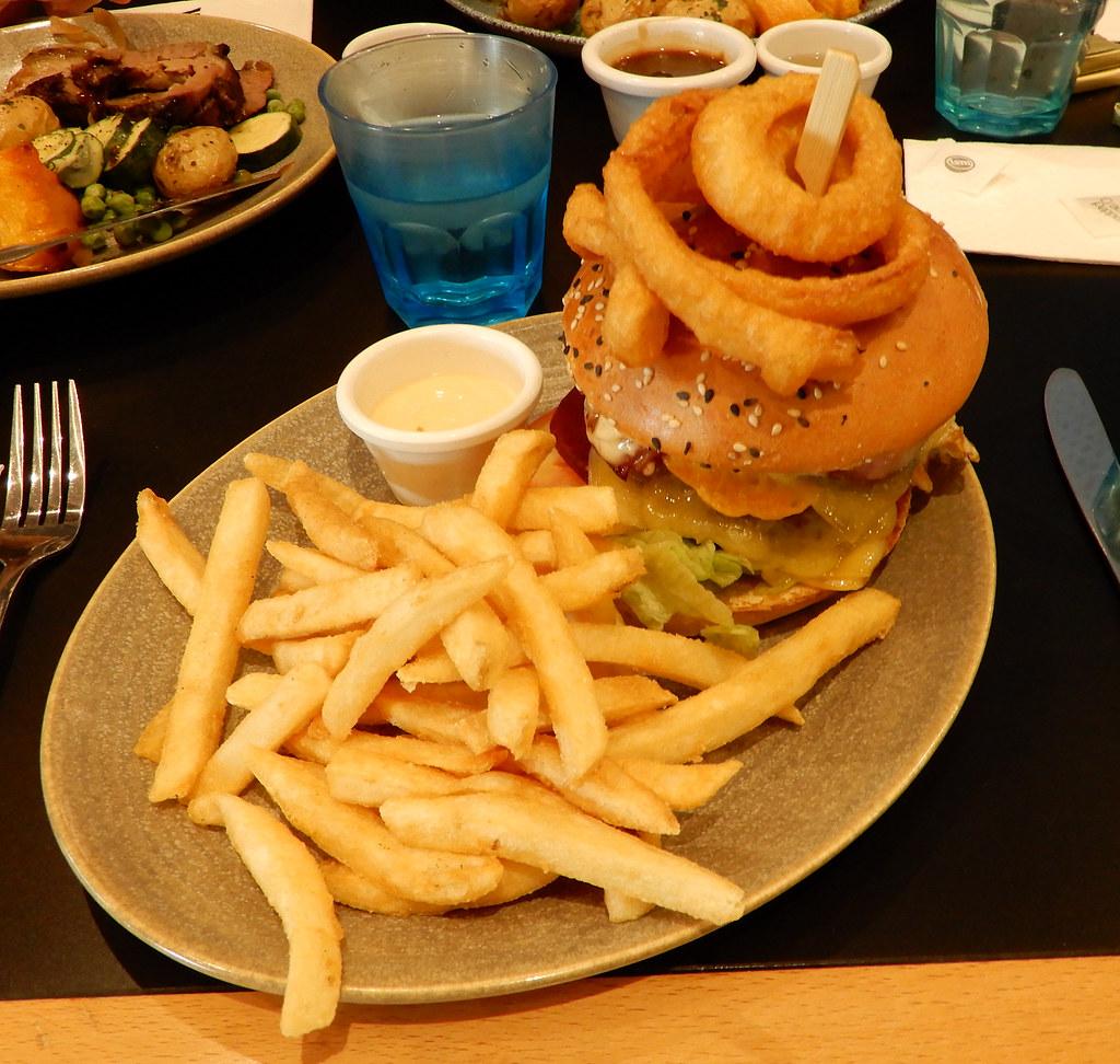 Wenty Burger, Wenty's, Wentworthville, Sydney, NSW.