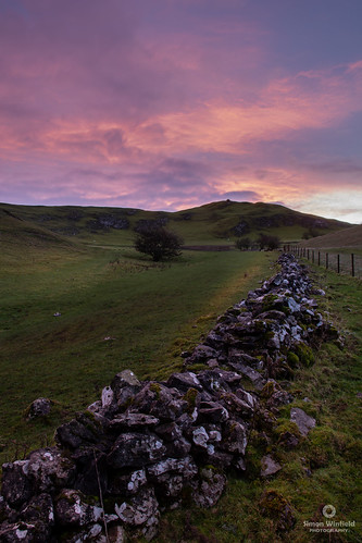 dovedale derbyshire sunrise nikond7100 stones wall
