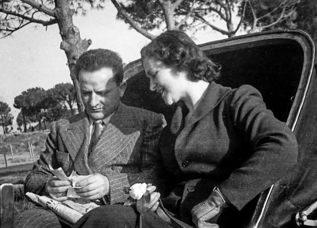 Luna di miele, 1948