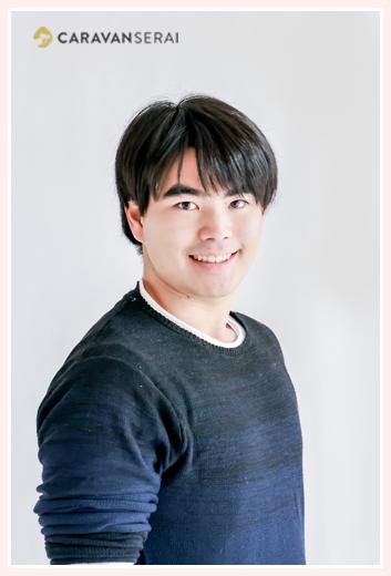タレント・俳優 池戸慎之助氏