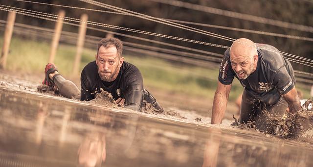 Mud runners.
