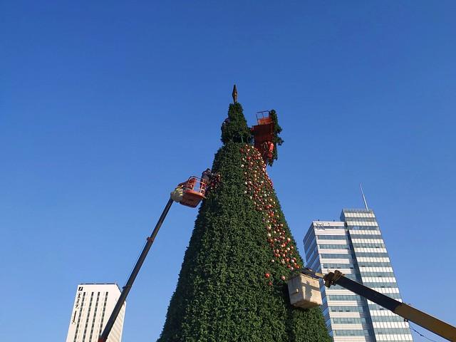 Christmas Ulaanbaatar