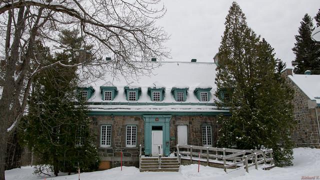 Hiver, winter - Parc des Moulins - Québec, PQ, Canada - 5904