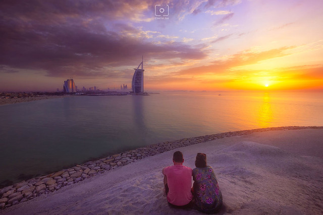Sunset Talk...