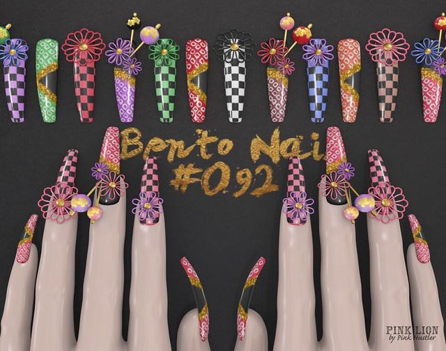 BENTO NAIL #092