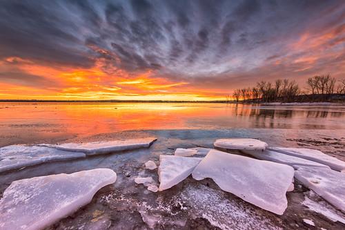 Winter Sunrise [Explore]
