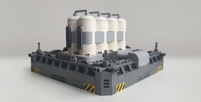 OT-12 cryogenic storage tanks