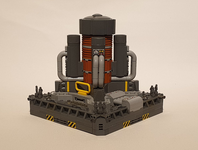 FR-13 furnace