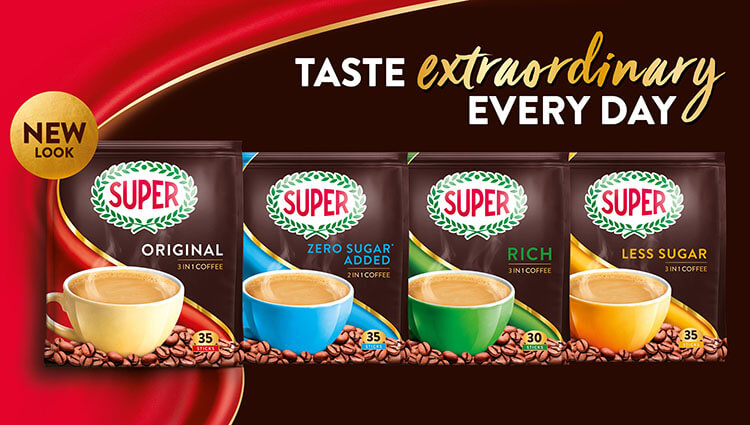 SUPER Zero Sugar Coffee
