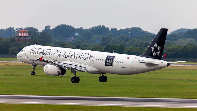 A321 | TC-JRA | DUS | 20120715