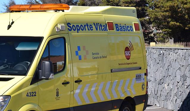 Ambulancia - Foto de archivo