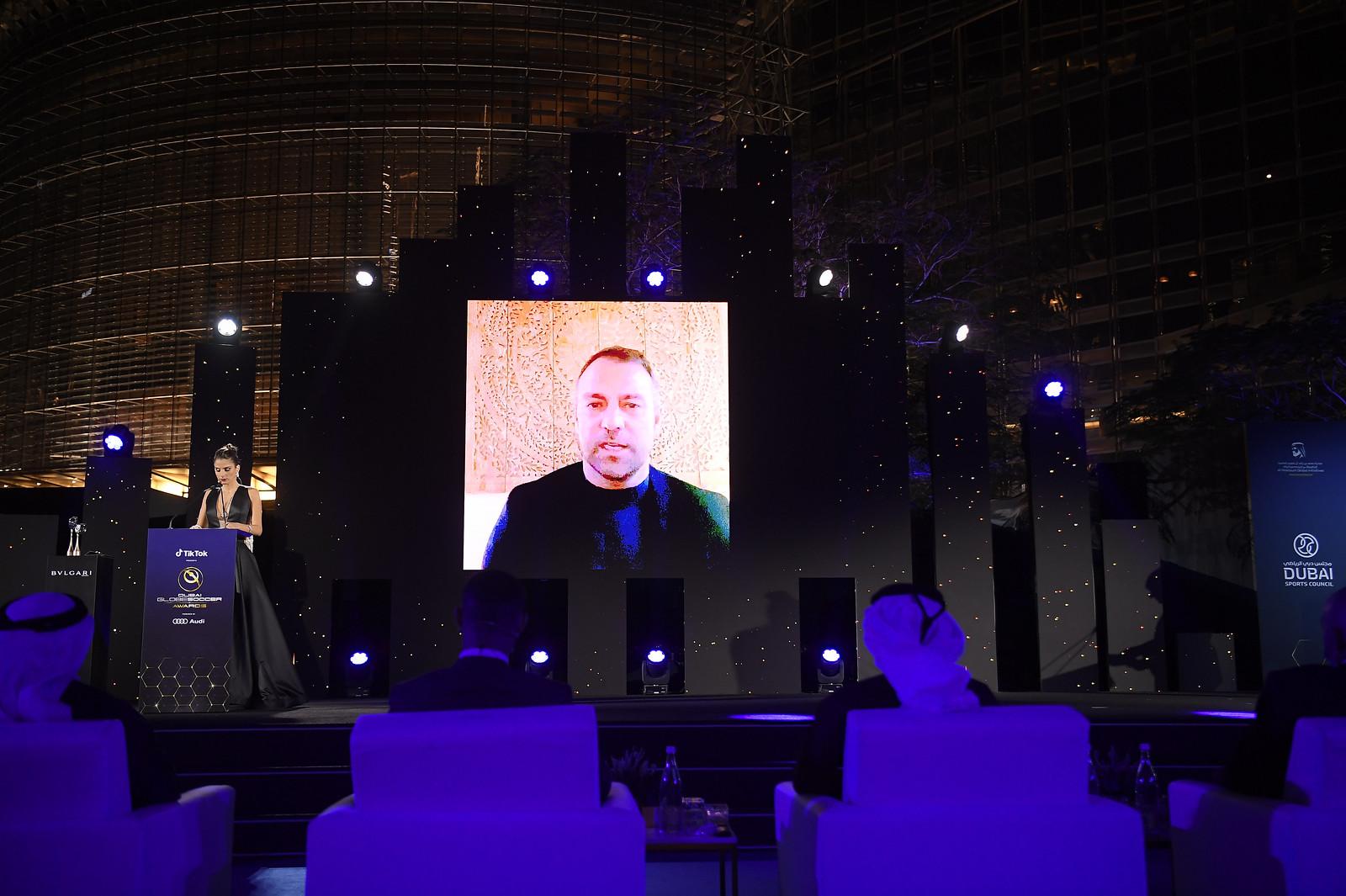 Dubai Globe Soccer Award 2020 - Dodicesima Edizione.