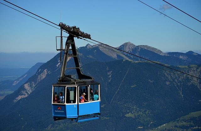 Garmisch-Partenkirchen - Hochalmbahn