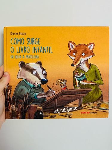 Como Surge O Livro Infantil