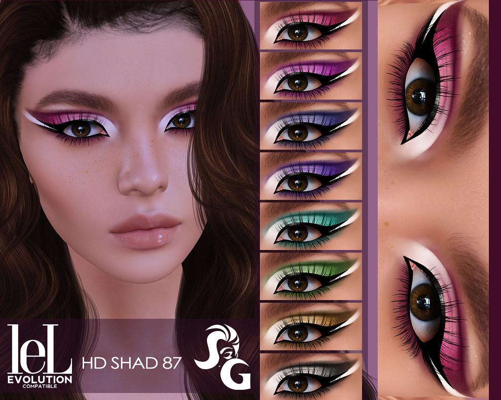LeL Evo HD Shadow 87