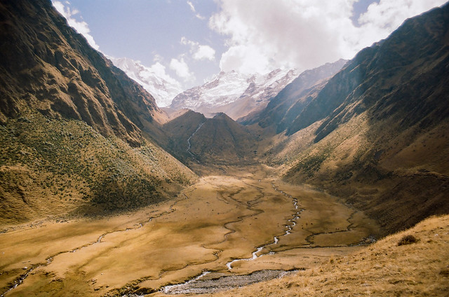 Cordillera de los Andes, Peru