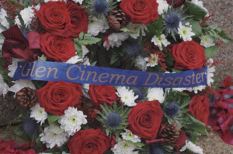 Glen Cinema Disaster 82nd Anniversary Memorial Service 2011