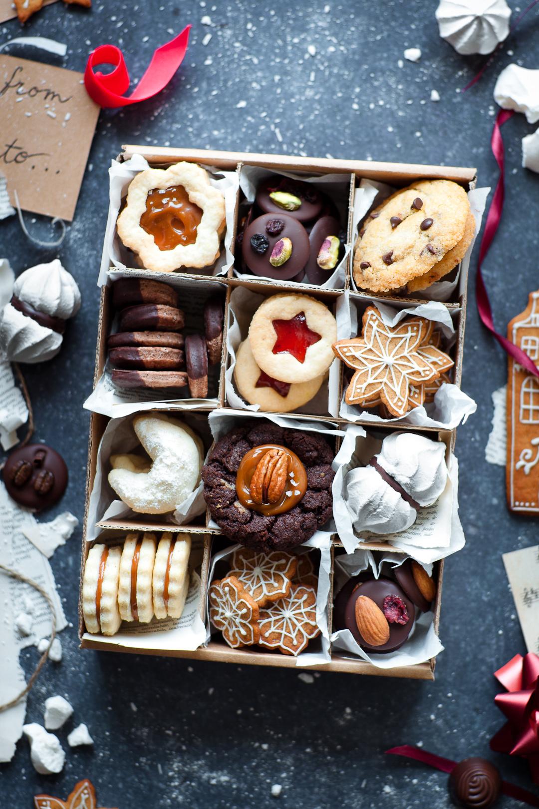 vegan cookies box