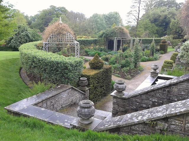 Holker Hall Gardens Cumbria