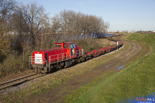 6512 . DB Cargo . Z 65401 . Hermalle sous Argenteau . 18.12.20.