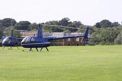 G-ROAD Robinson R44 [11589] Sywell 310818