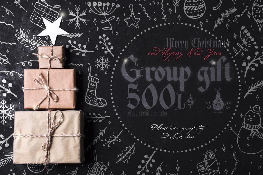 Xmas group gift