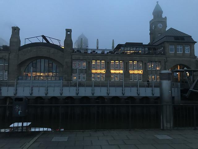 Lockdown in Hamburg