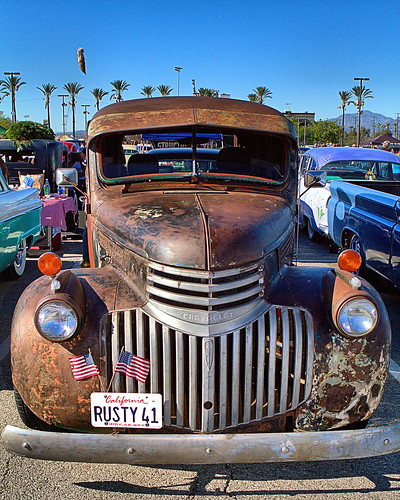 Rusty 41