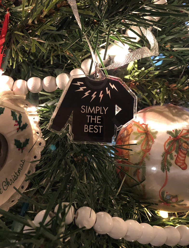 Schitt's Creek David Sweater Ornament