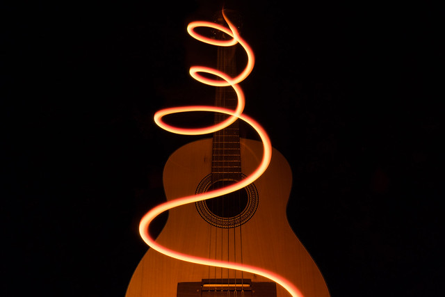 De mis grandes pasiones, la música.