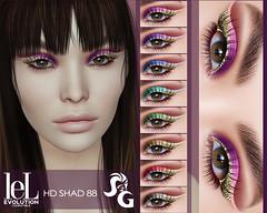LeL Evolution HD Shadow 88