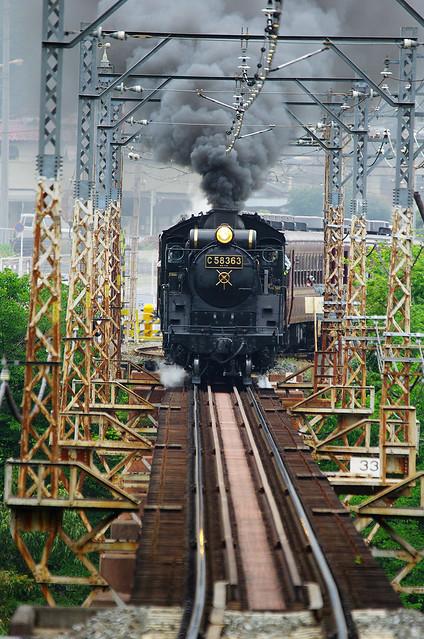 【参加者募集】SL運行記念企画★帰ってきた『SLパレオエクスプレス』 乗車と車両基地特別見学ツアー」~~蒸気機関車の仕組みや機関士の仕事を間近で見学~~