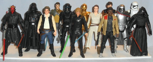 Hasbro - Value Figures