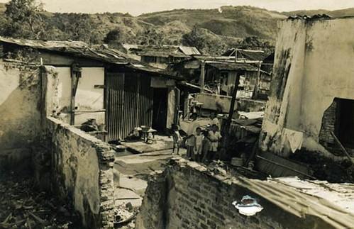 Ambon stad, november 1945