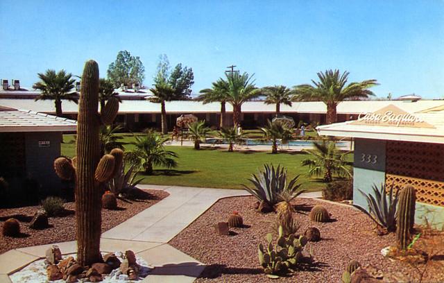 Casa Saguaro Resort Apartments Phoenix AZ