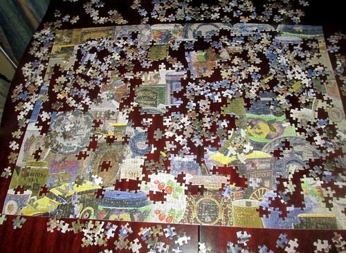 Rington's Jigsaw puzzle