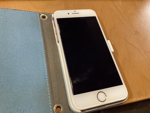 iPhone6sからiPhoneSE(第2世代)に機種変更