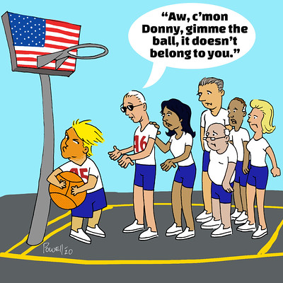 Give Up The Ball, Donny