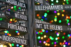 Pioneer Square Directions at the Holidays