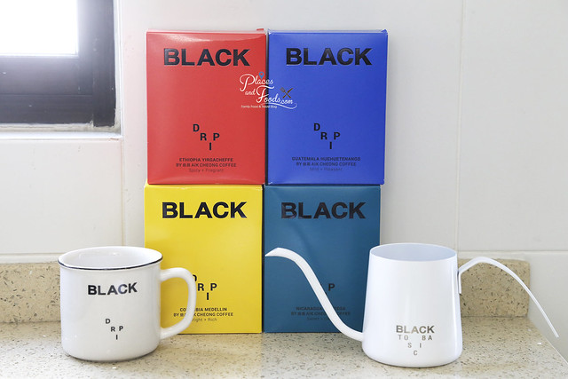 AIK CHEONG BLACK SERIES DRIP COFFEE