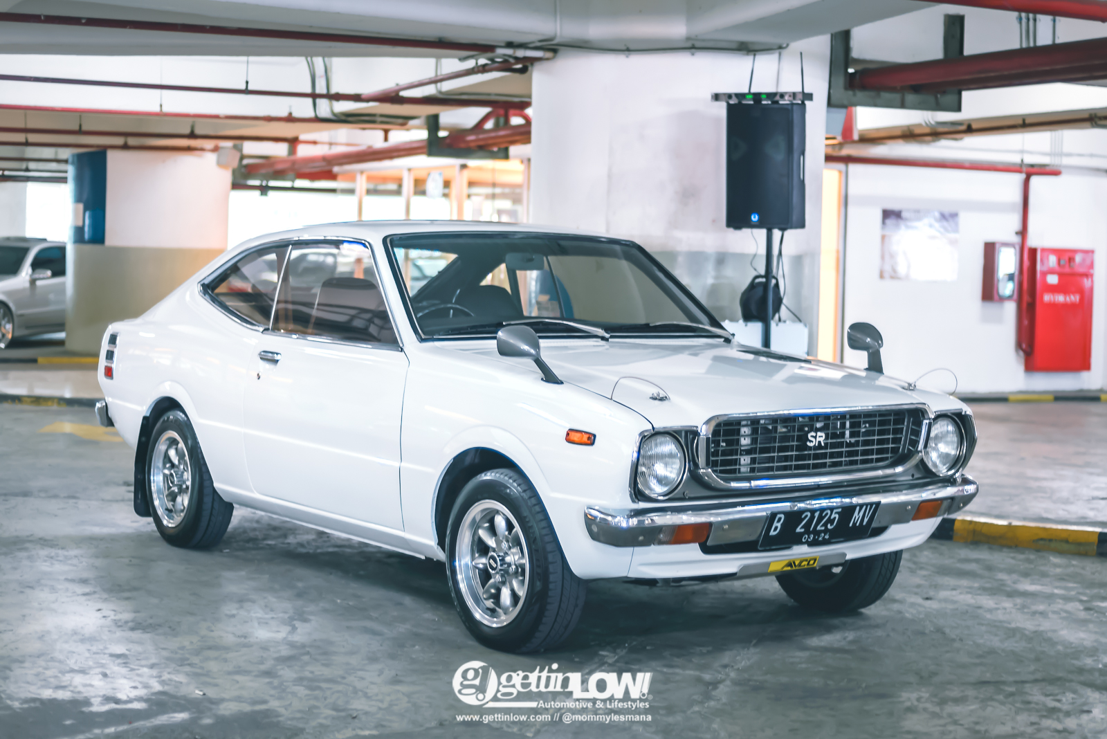 Lowfitment Day: Uya Kuya Toyota Levin
