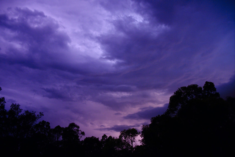 Boxing Day storm, advance warning