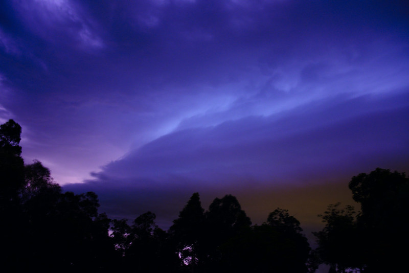Boxing Day storm front