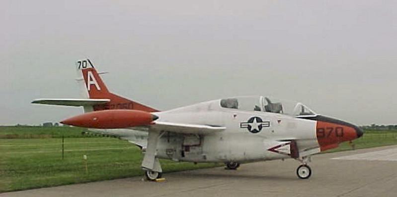 North American T-2 Buckeye