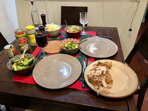 Christmas Dinner 2020