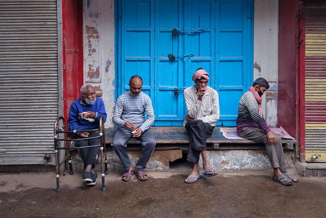 Old Delhi – Morning tea