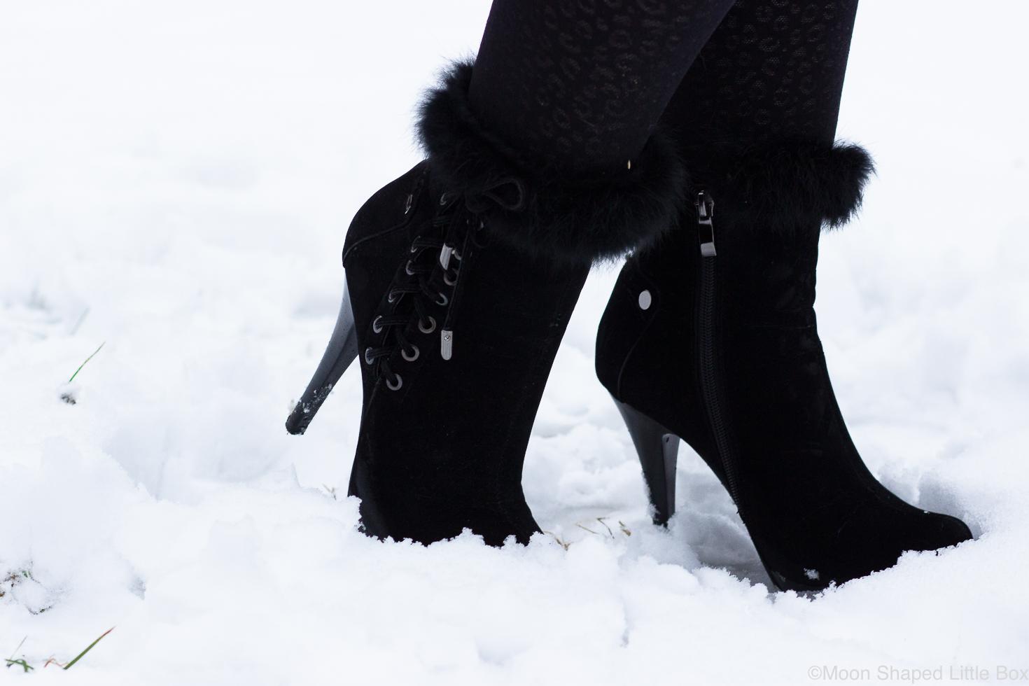 Mustat-talvikengat